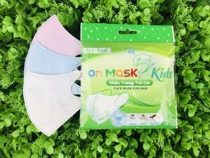 Khẩu Trang 3D On Mask Kids